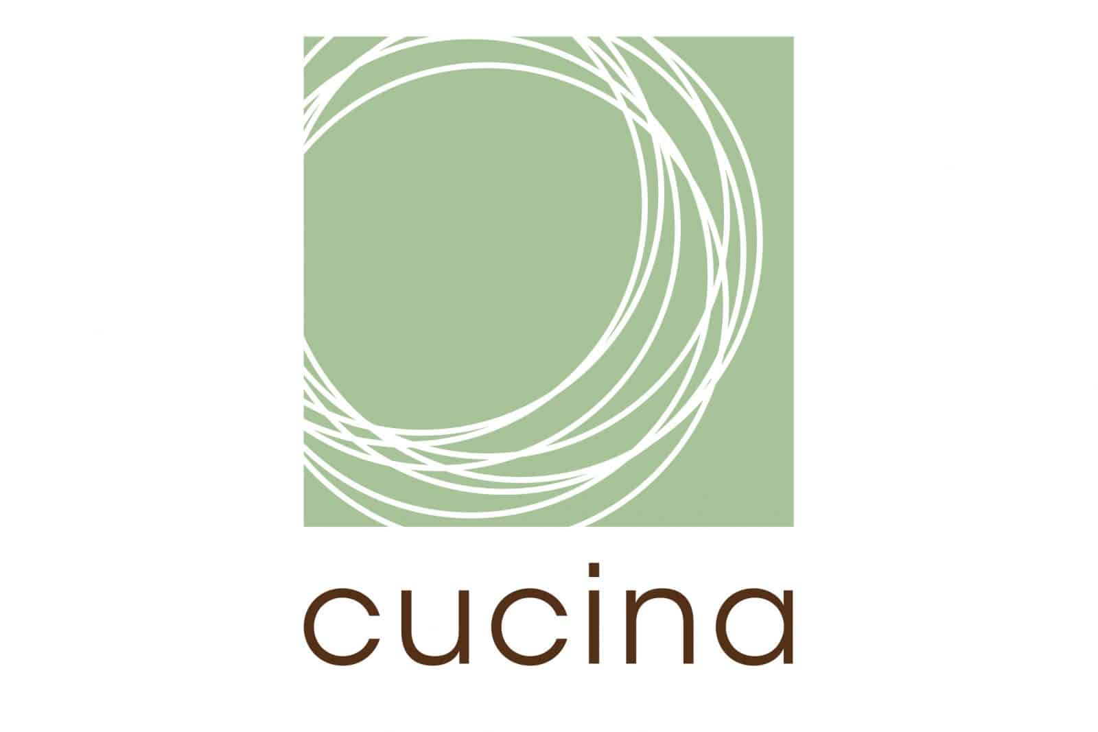 Cucina restaurant oubaai for Cucina logo